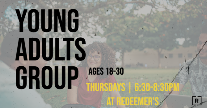 Redeemer's Young Adults