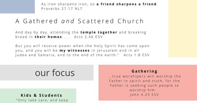 Our Church's Guiding Principles