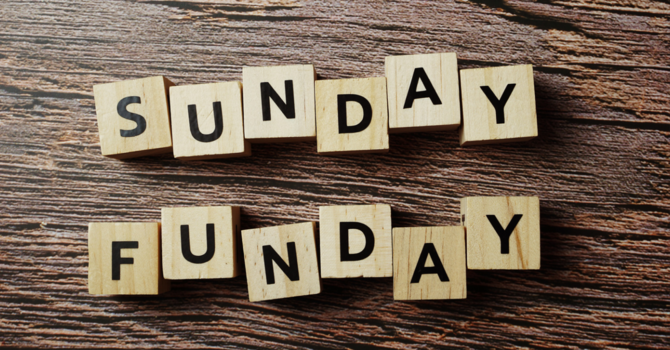 3 Reasons Going to Church Every Sunday Is the Most Fun You'll Ever Have! image