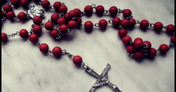Holy Rosary and Divine Mercy Devotion - ONLINE