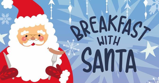 Breakfast with Santa - tentative