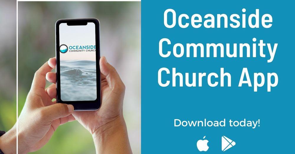 Oceanside Community Church App Launch