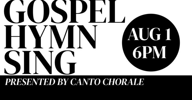 Gospel Hymn Sing