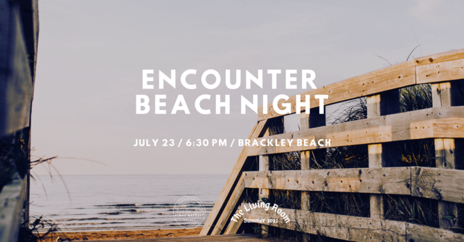 Young Adults Encounter Beach Night