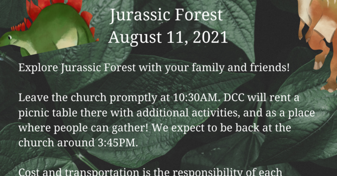Family Day! Jurassic Forest