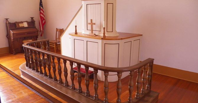 Jenny Lind Chapel Vespers