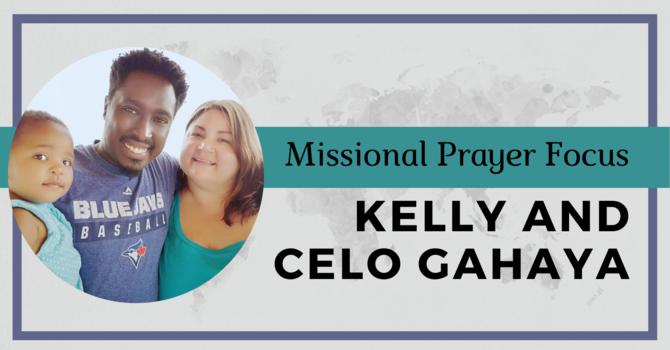 Kelly and Celo Gahaya image