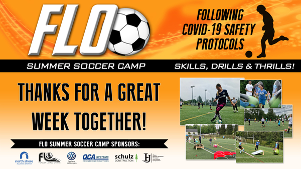 FLO Soccer Camp 2021 Video