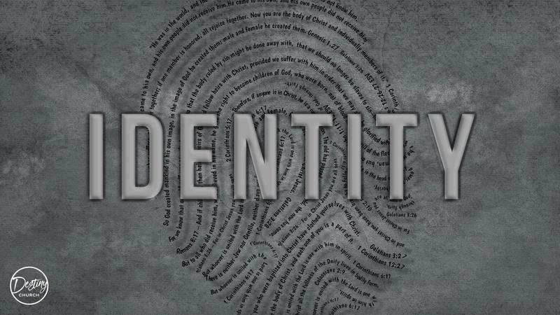 Identity | Wk.8 06.27.21