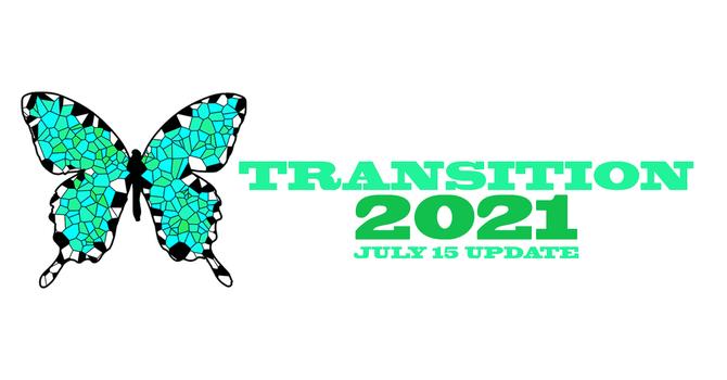 Transition Update - July 15 image
