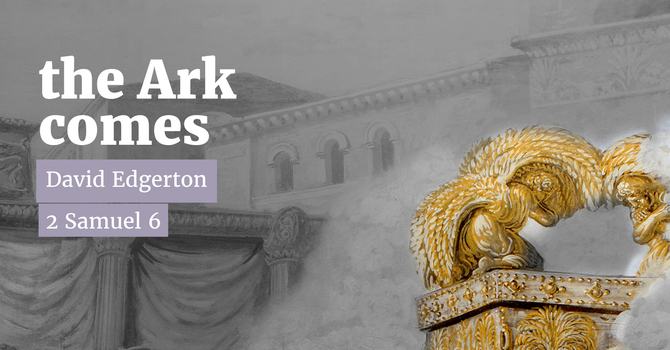 """Talk """"The Ark Comes"""" image"""