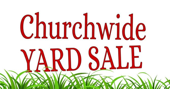 Beulah Family Yard Sale!
