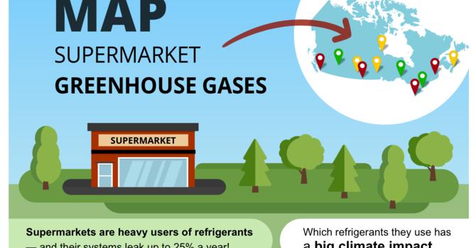 Help us Map Supermarket Greenhouse Gases image