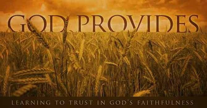 God Provides image