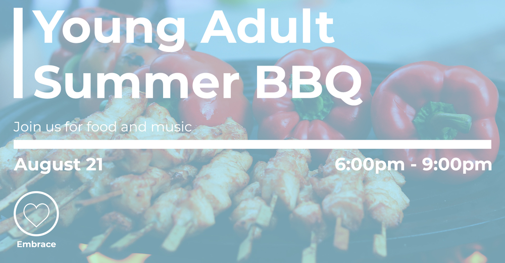 Young Adult Summer BBQ