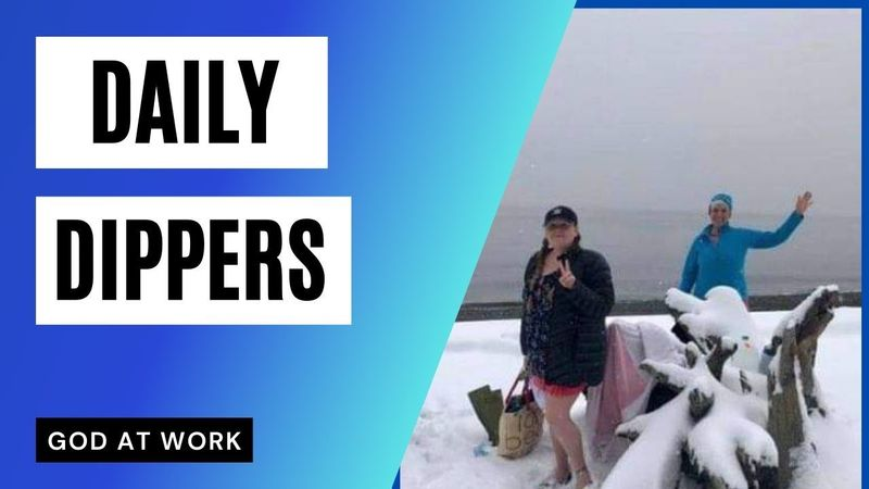 God at Work with Leesa & Linda (The Daily Dippers)