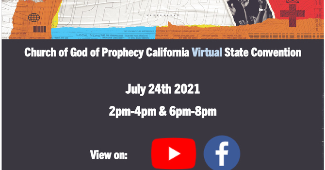 CA Virtual State Convention