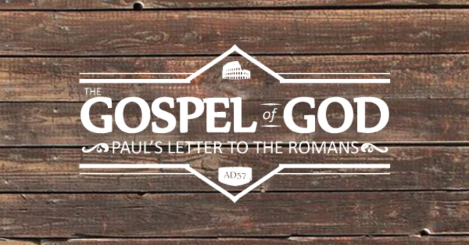 New Series: The Gospel of God image