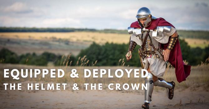 The Helmet & The Crown