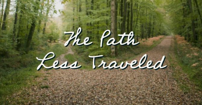 The Path Less Traveled image