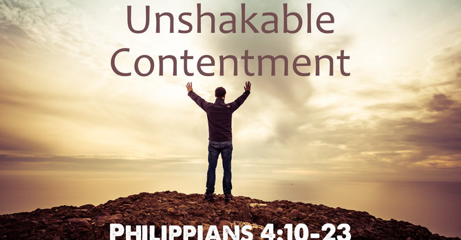 Unshakable Contentment