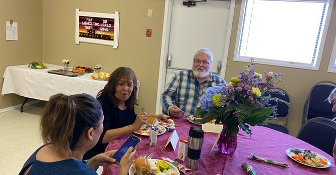 Welcome Pastor Doug and Amelia! image
