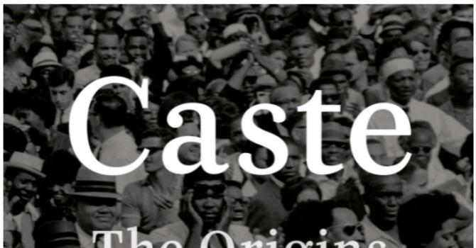 Caste Book Study