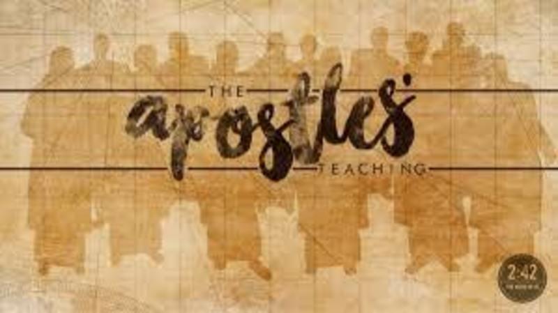 The Apostle's Teaching