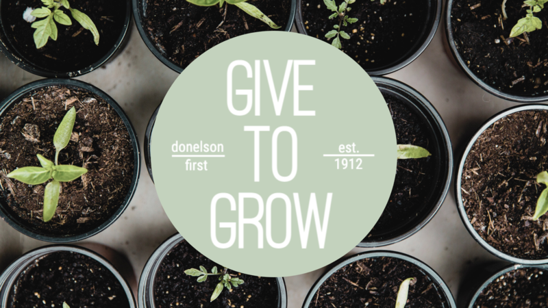 Give to Grow Part 1