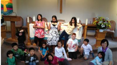 Children & Sunday School