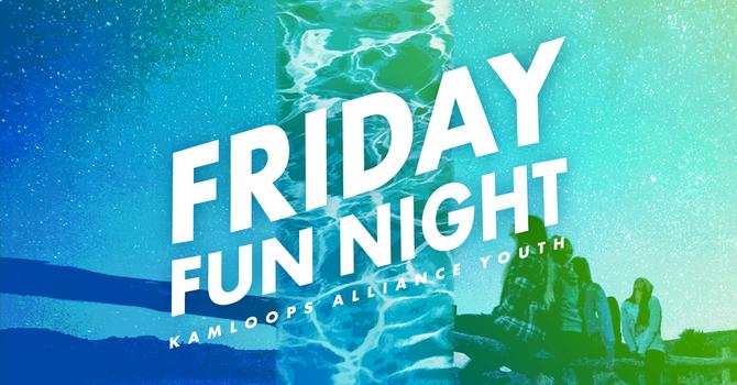 KAC Youth Friday Fun Night