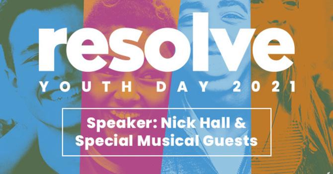 RESOLVE: Student Event