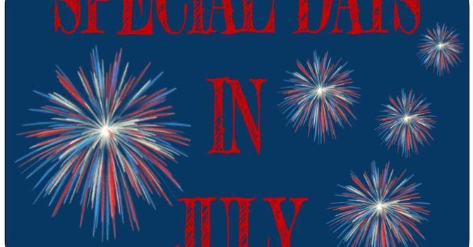 Look who is celebrating this week - July 25 - 31, 2021! image