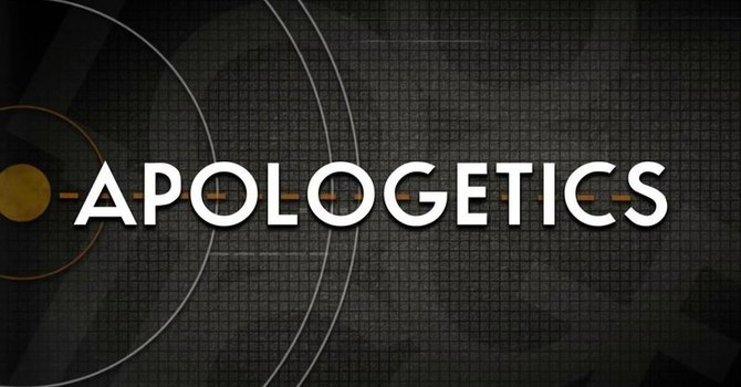 Apologetics Week 3: The Problem of Evil
