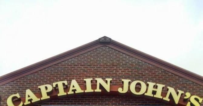 Luncheon at Captain John's