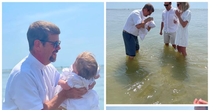 A Beach Baptism image