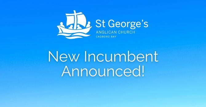 New Incumbent Announced!  image