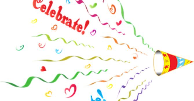 Celebrations: August image