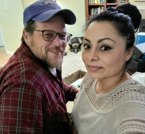 Tim & Zarina Tague