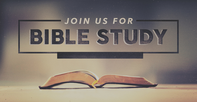 Bible Study with Pastor Bill