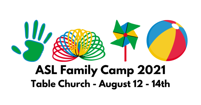 2021 ASL Family Camp