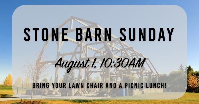 Stone Barn Sunday