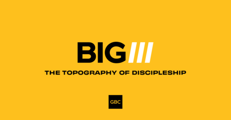 The Topography Of Discipleship
