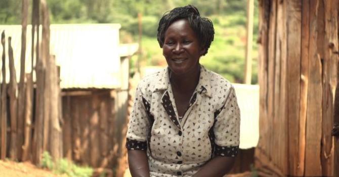 Turning Hard Work Into Hope: Margaret's Story image