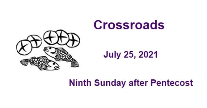 Crossroads July 25, 2021 image