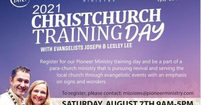 Pioneer Ministry Training Day