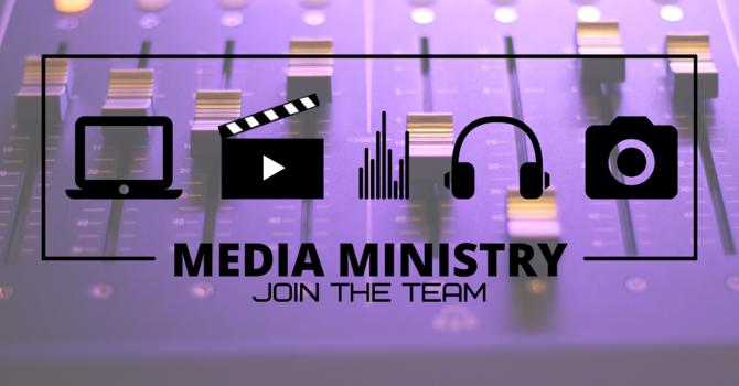 Media Ministry image