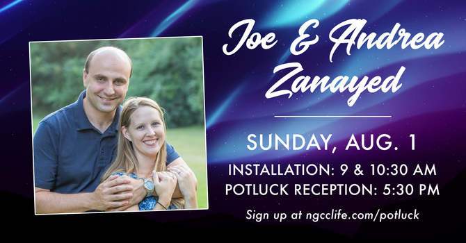 Joe Zanayed Installation Services & Reception