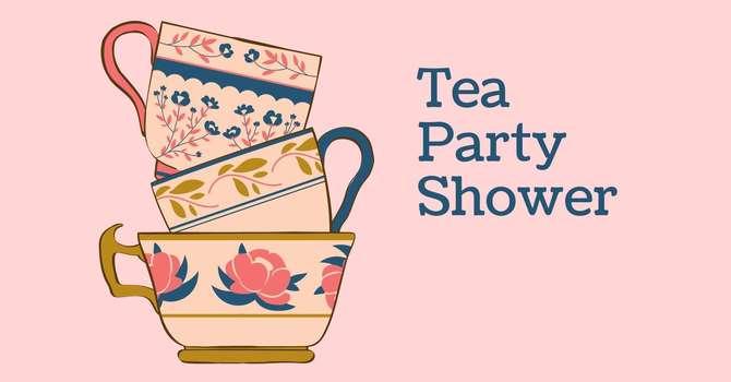 Tea Party Shower