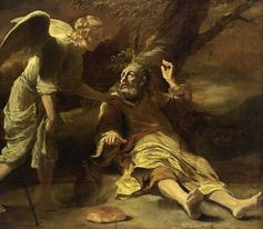 1024px ferdinand bol   elijah fed by an angel   wga2360